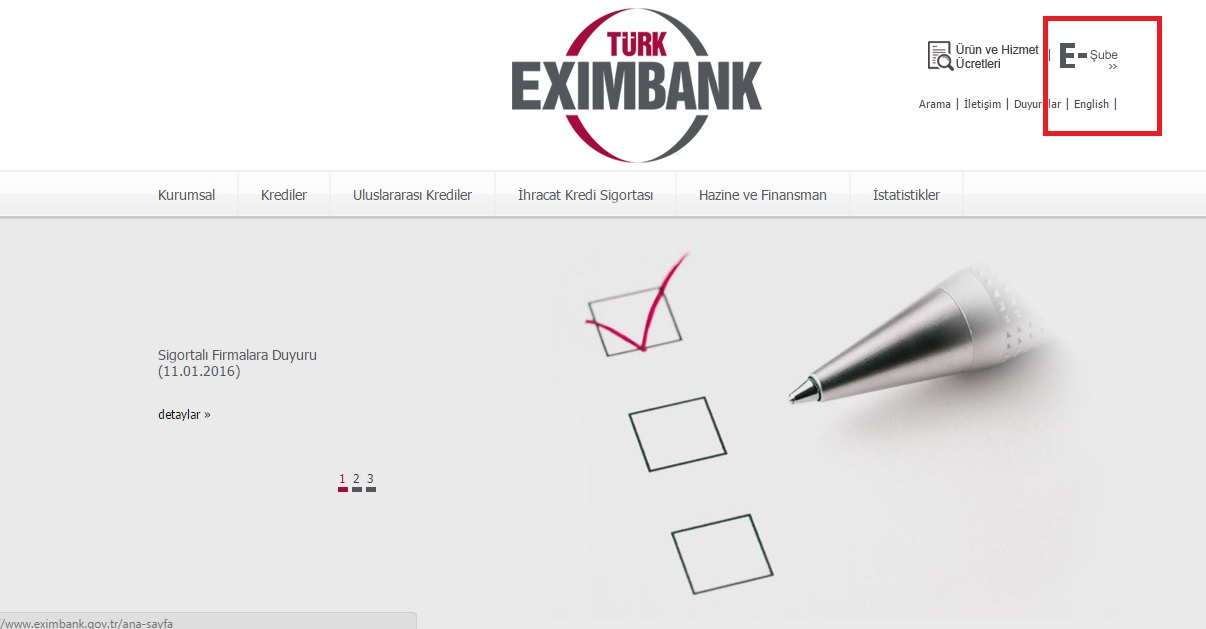 eximbankeşube