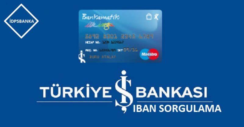 İşbank İban Sorgula | Kredi Hesaplama | Kredi Notu Sorgulama